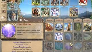 Spectromancer: Gathering of Power - Novice mage - Single Duel 3