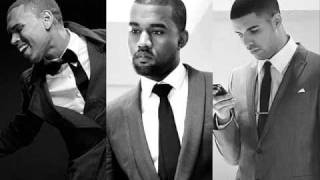 Deuces Remix - (Dirty Version) Chris Brown, Drake, Kanye West and Andre 3000