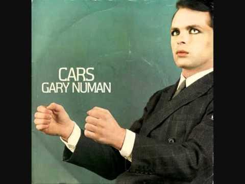 Gary Numan - Cars (Karaoke)