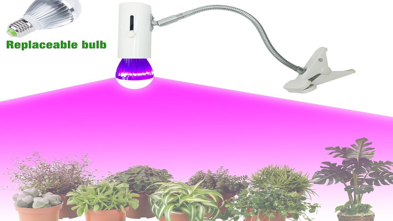 100 desk lamp as grow light led grow light hgrope 7w 3 band
