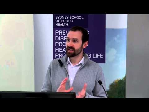 Reducing malaria in East Africa - International Public Health - Dr Joel Negin
