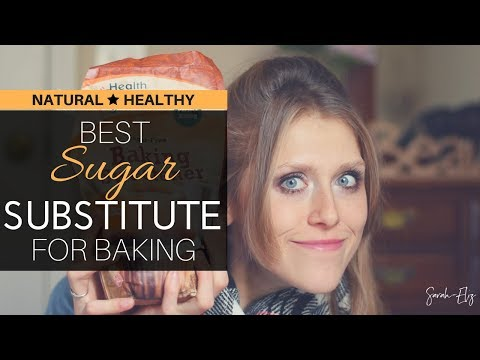 How to Bake without Sugar...My Top 11 Sugar Substitutes for Baking
