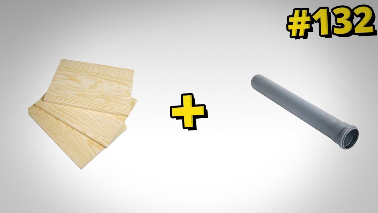 Jak zrobić organizer na biurko z rurek PVC