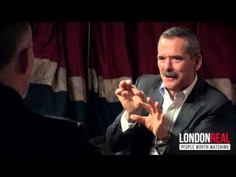 OVERVIEW EFFECT GAVE ME PERSPECTIVE - Chris Hadfield on London Real