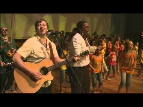 Here i am - live at the SOS Children's Villages General Assembly 2008