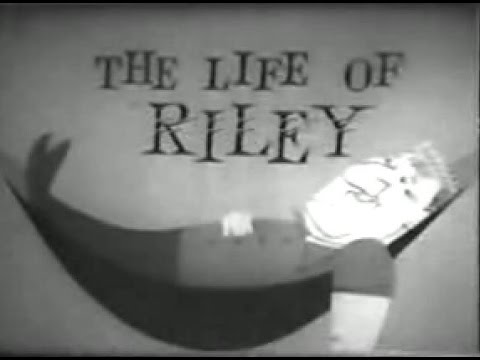 NBC Life of Riley 1953