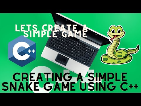 Creating A Simple Snake Game With C++