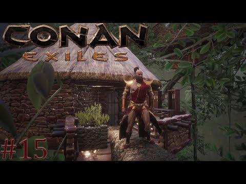 Conan Exiles - Lemurian Royal Armor - Full Release E15