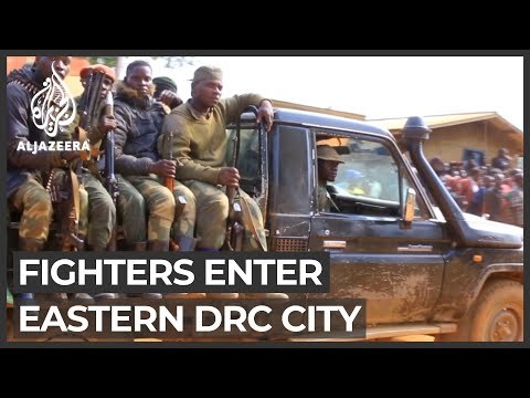 Fighters enter eastern