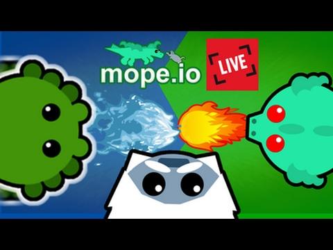MOPE.IO SANDBOX TAKEOVER [HM](SANDBOZ SERVER 5) - YouTube