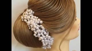 Зачіски на весілля