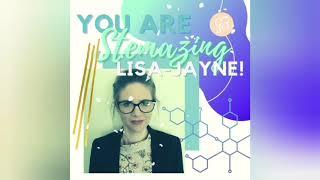 Meet a Woman in STEM - Lisa-Jayne Cook