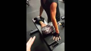 BOOTY building (extreme fascia stretching)