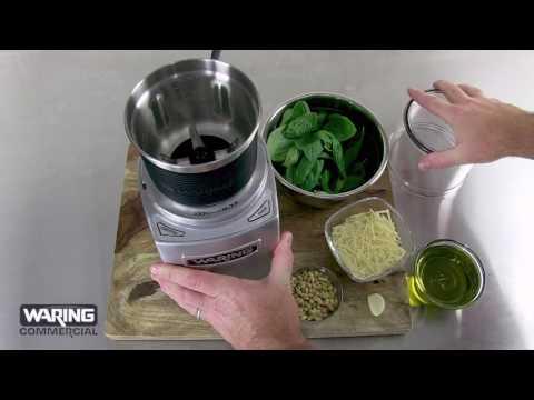 Waring -  Spice Grinder Demonstration