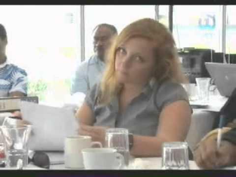 FijiTV news coverage - Child-Centred Climate Change Adaptation (4CA) Forum