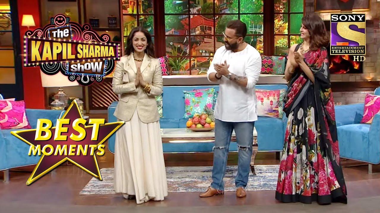 Download Kapil ने किया Yami को Congratulate | The Kapil Sharma Show Season 2 | Best Moments