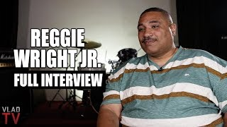 Reggie Wright Jr on 2Pac, Puffy, Death Row, Suge Knight, Keefe D, Mob James (Full Interview)