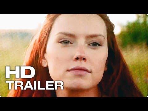 ОФЕЛИЯ Русский Трейлер #1 (2019) Дэйзи Ридли, Наоми Уоттс Romance Movie HD