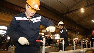 Конкурс профмастерства на ОЭМК: соревнования слесарей-ремонтников
