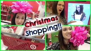 CHRISTMAS SHOPPING SHENANIGANS!! Thumbnail