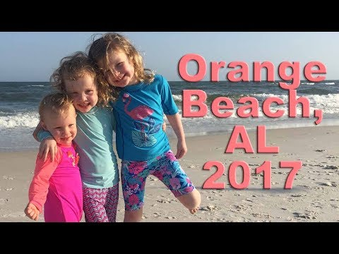 Orange Beach, AL / Vacation Vlog 2017 / The Warf / The Jump Factory tampoline park