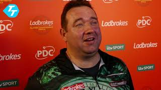 Brendan Dolan on Getting back to his best he warms up for Ally Pally | PC Finals 2019