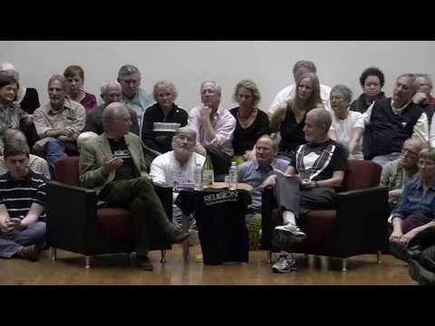 Richard Dawkins and Herb Silverman in Charleston, SC