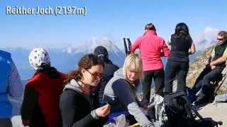 Tour von Seefelder und Reither Spitze (2374m) zur Eppzirl-Alm