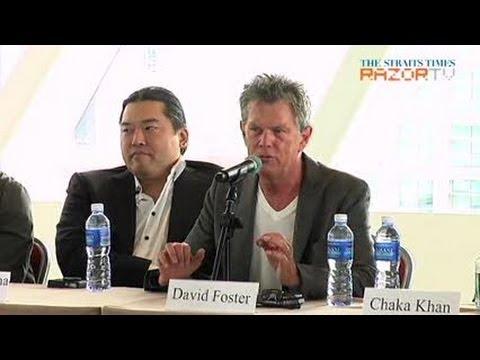 DavidFoster on Sun Ho (DavidFosterand Friends Pt 1)