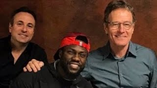 Inside the Surprising Bromance Between Kevin Hart and Bryan Cranston