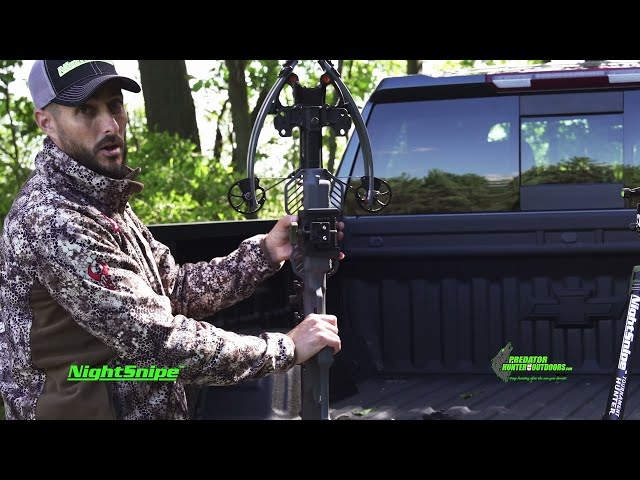 NightSnipe Tournament Hunter Tripod (Instructional Video)