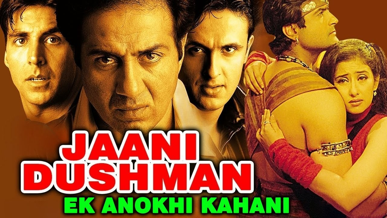Download Jaani Dushman: Ek Anokhi Kahani (2002) Full Hindi Movie | Akshay Kumar, Sunny Deol, Manisha Koirala