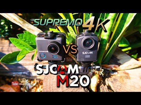 VLOG: Supremo 4k VS SJcam M20 Video, Low Light, Photo & Audio Sample [Ph]
