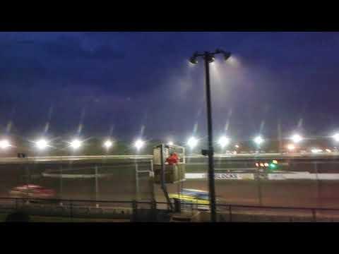 Modified racing from Bridgeport Speedway 8/12/2017