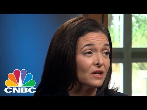 Facebook COO Sheryl Sandberg: 'We Do Not Sell Your Data'   CNBC