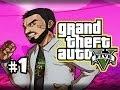 5K BOUNTY, APARTMENT TOUR - Grand Theft Auto 5 ONLINE w/ Nova, Kevin & Immortal Ep.1