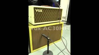 vox ac30cc2 vs vox ac30hh an ac30 comparison