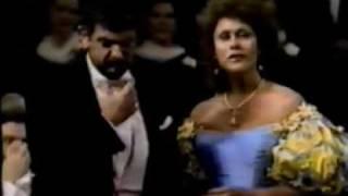 Placido Domingo & Kiri Te Kanawa sing Otello love duet