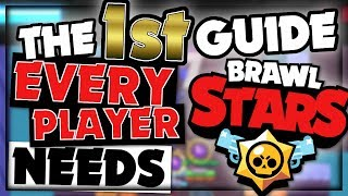 Brawl Stars Starter GUIDE! | Battle Mechanics REVEALED! | 1st 6 Brawlers PRO Tips & Tricks