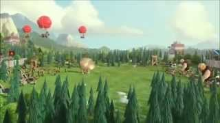 Clash of Clans Clan Wars Trailer 2014