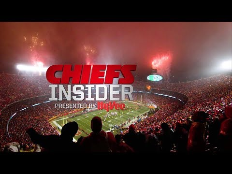 Chiefs Insider - Wild Card Weekend at Arrowhead Stadium