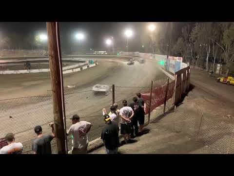 Bakersfield Speedway 04-27-19 Modified Heat