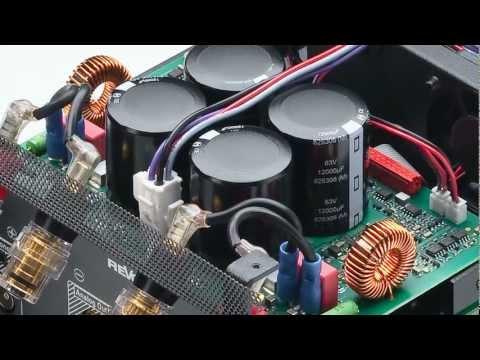 Technik des Revox Re:system M100