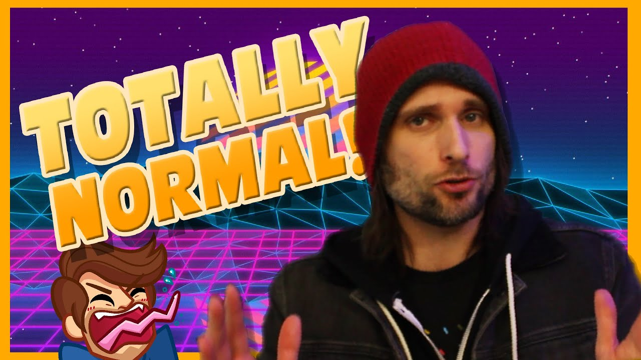 a TOTALLY NORMAL Update Video!