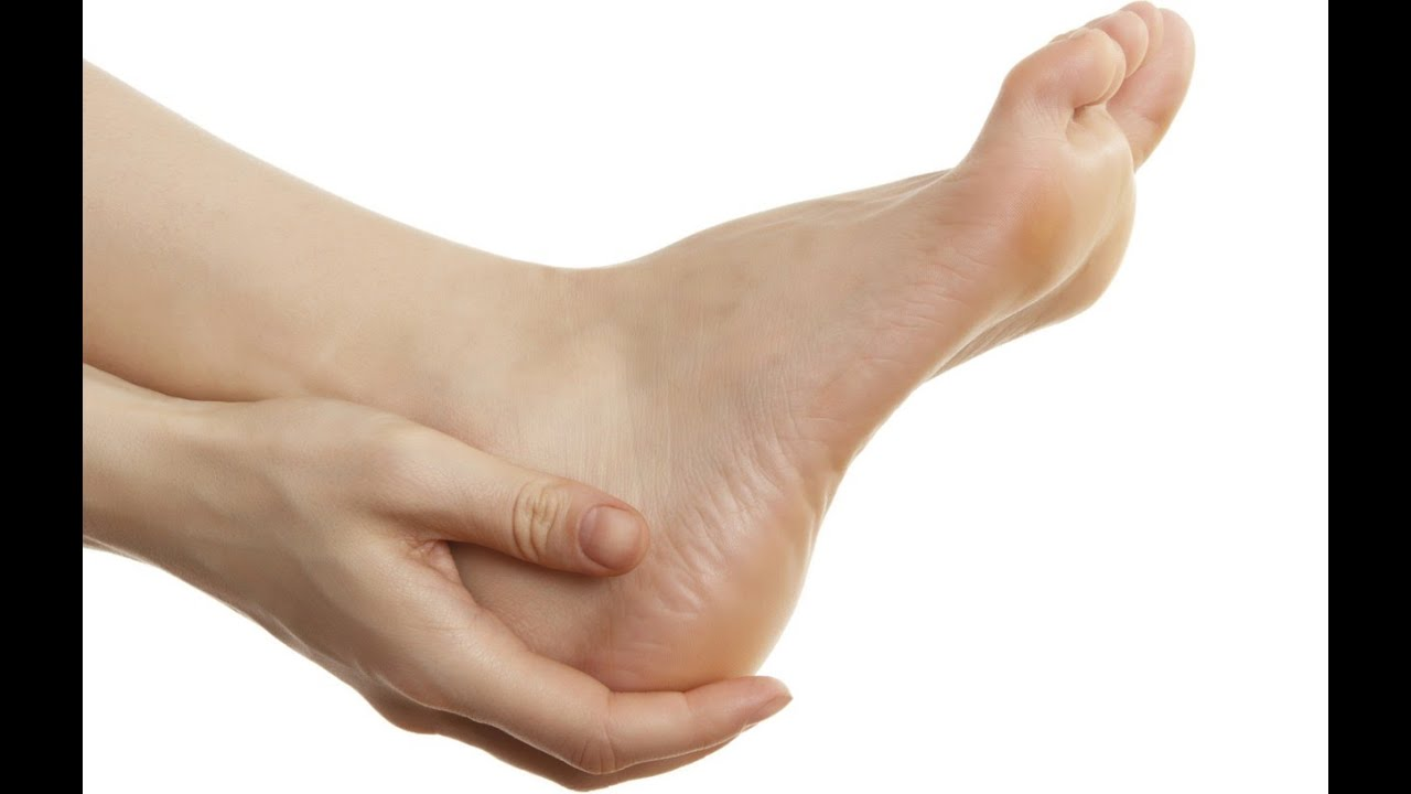 6b0c67fb242 How to get relief from heel pain