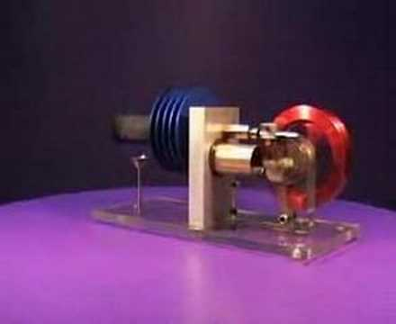 Sterling Engine from Sri Lanka thumbnail