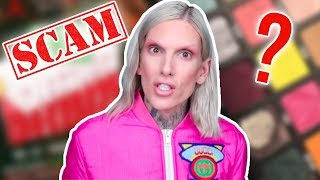 STOP ATTACKING JEFFREE STAR... he's trying his best you guys...