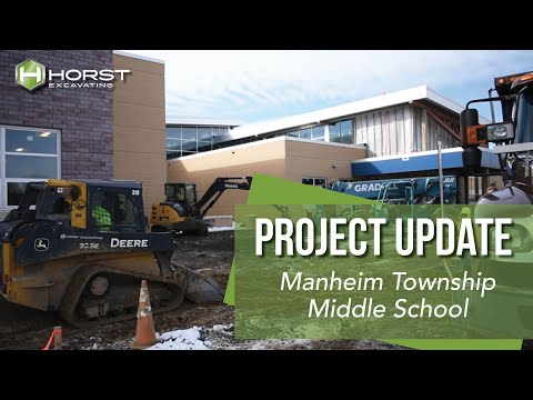 Project Update | Manheim Township Middle School