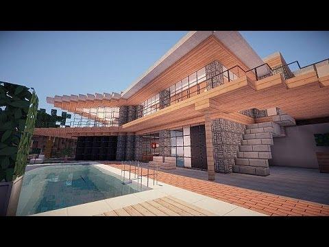 Maison de franklin sur minecraft youtube for 7 a la maison torrent