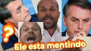 ESCÂNDALO CARLINHOS VIDENTE REVELA BOLSONARO PODERIA ESTAR MENTINDO PARA OS BRASILEIROS